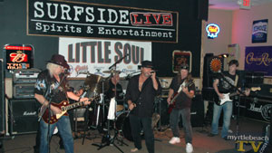 Little Soul at Surfside Live